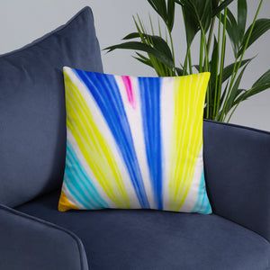 Barcelona beach style  with sunshine  design , pillow cases , exclusively from us - Eldragonfly Barcelona