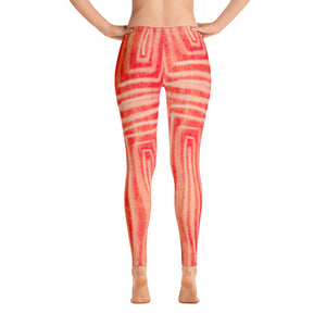 Barcelona beach style leggings , exclusive designs from Eldragonfly : Almira Collection - Eldragonfly Barcelona