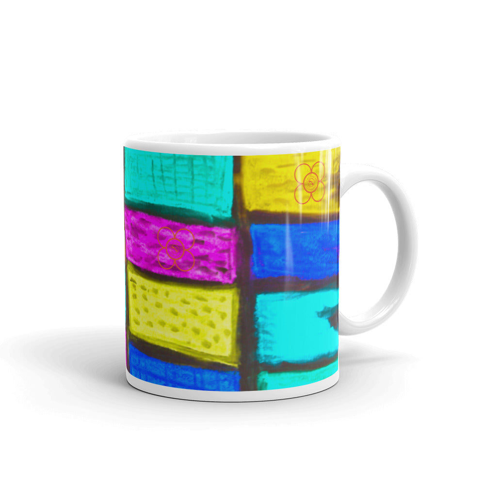 Señoita Nuria  Mug Collection - Eldragonfly Barcelona