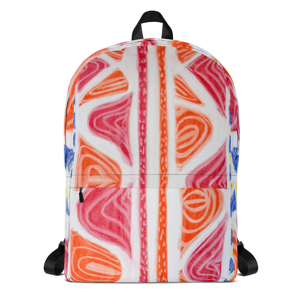 Joanic Backpack , beach fashion bag , laptop bag, college bag, sports backpack, travel backpack, barcelona fashion,