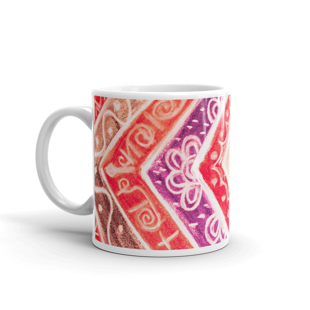 Anna Collection Mug: Secunda diseño - Eldragonfly Barcelona