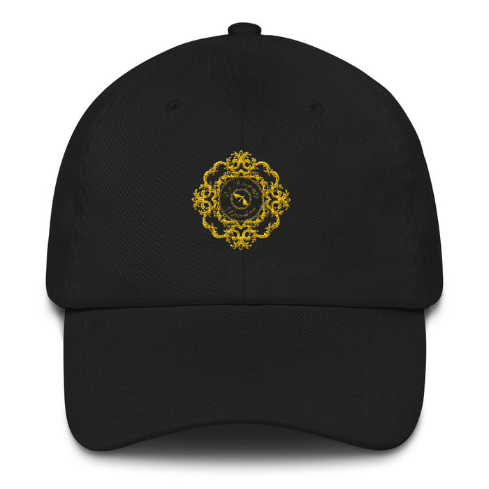 Barcelon beach style, Unisex hat : Señor Patricio collection (Yellow logo )