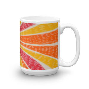 Señora Elena Flores Collection: Mug - Eldragonfly Barcelona