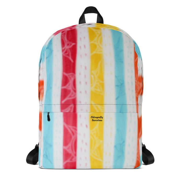 San Martin Collection: Beach fashion style backpack
