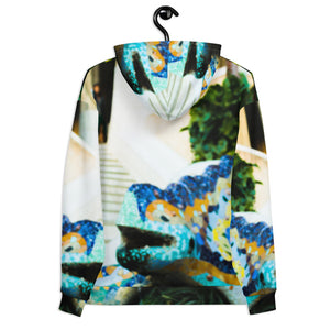Parc Güell Collection: Unisex Hoodie. MADE TO ORDER