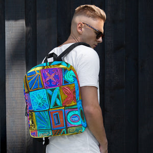 San Rubi Backpack - Eldragonfly Barcelona