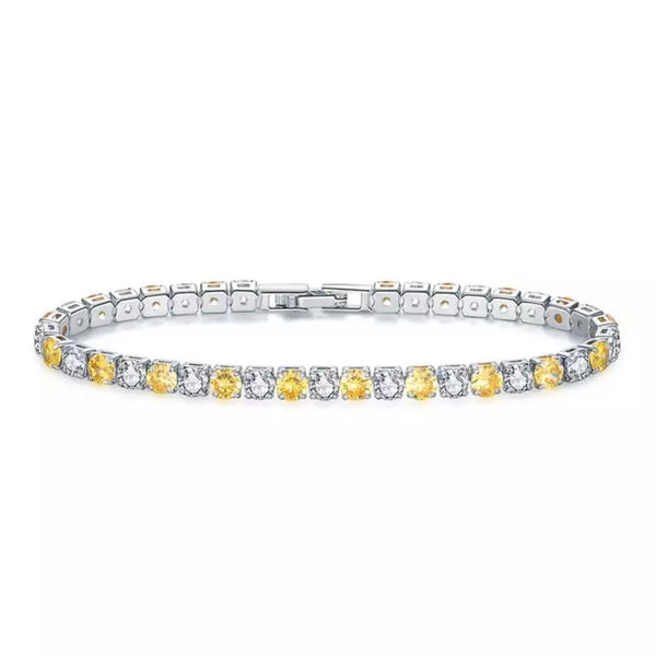 SO ICY TENNIS BRACELET - Bling Ting