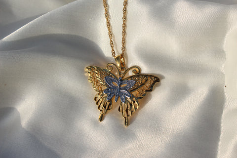 MARIPOSA NECKLACE - Bling Ting