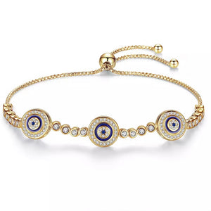 THREE EYE BRACELET - Bling Ting