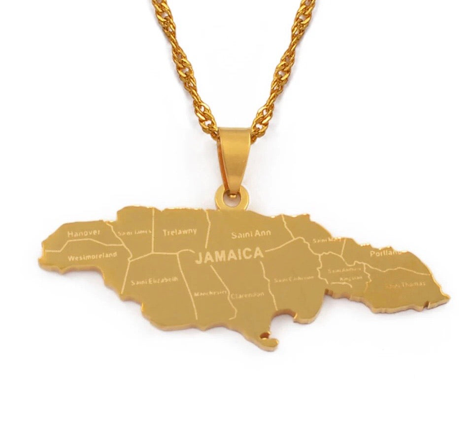 JAMAICA NECKLACE - Bling Ting