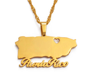 PUERTO RICO II NECKLACE - Bling Ting