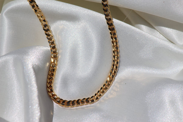GOLD CHAIN NECKLACE - Bling Ting