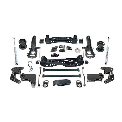 Pro Comp Suspension Lift Kit Suspension; 6 Inch Lift 12-15 Ram 1500