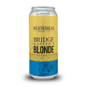 Bridge Master's Blonde- In Store Only