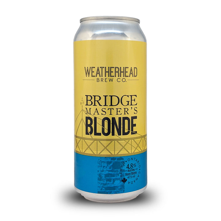 Bridge Master's Blonde