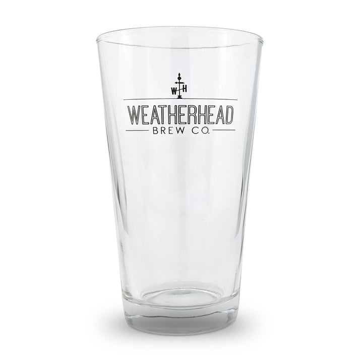 Standard 20 oz Pint Glass