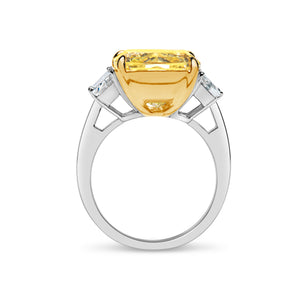 Sunburst Diamond Ring