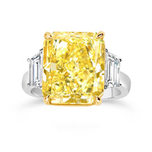 Load image into Gallery viewer, Sunburst Diamond Ring