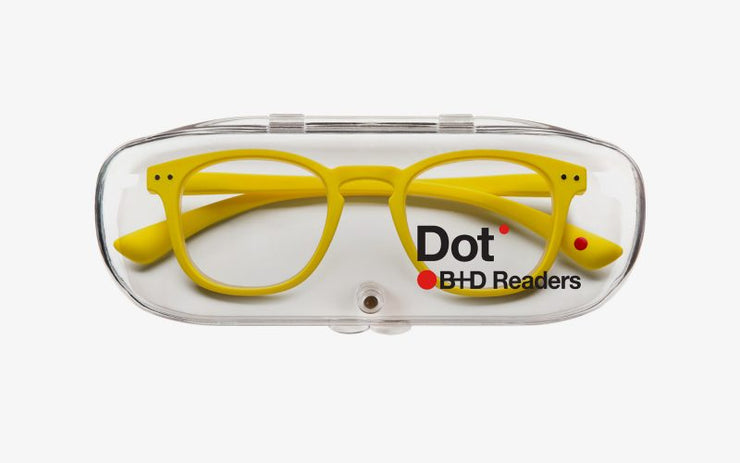 DOT READERS B + D