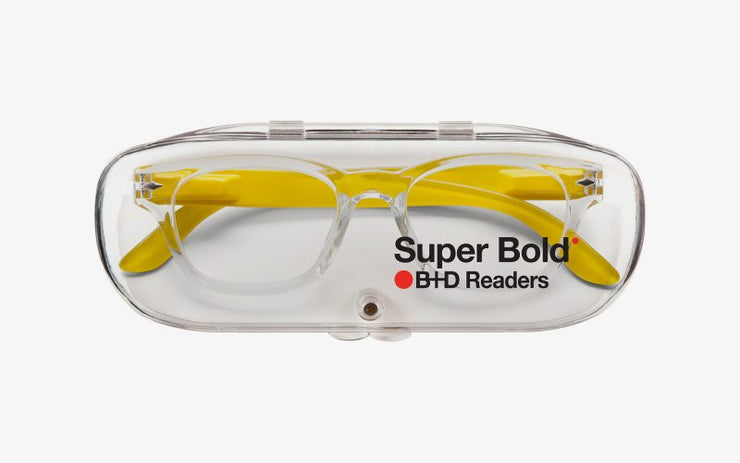 SUPER BOLD READERS B + D