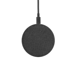 NATIVE UNION ACCESSORIES SLATE O/S NATIVE UNION DROP WIRELESS CHARGER