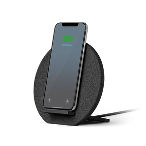 NATIVE UNION ACCESSORIES SLATE O/S NATIVE UNION DOCK WIRELESS CHARGER