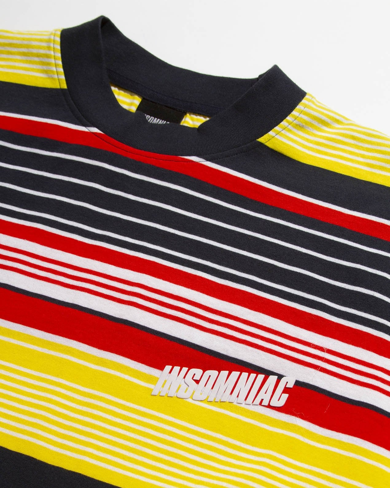 INSOMNIAC M'S SHIRTS TRACES S/S TEE NAVY