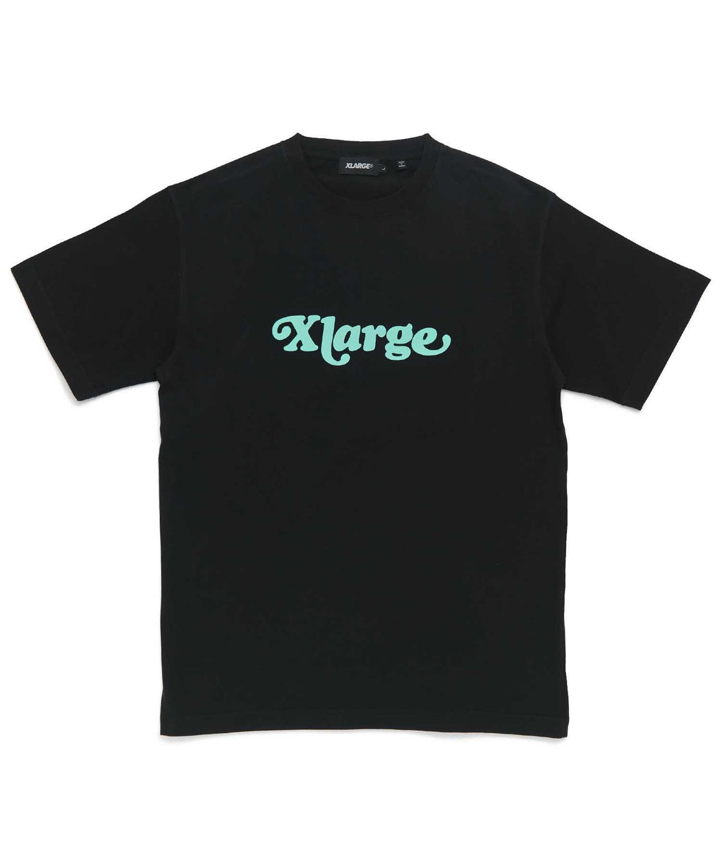S/S TEE TAIL LOGO - BLACK