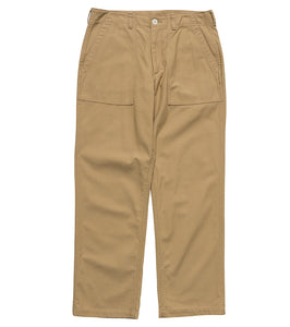 NANAMICA M'S PANTS KHAKI 30 DOCK PANTS