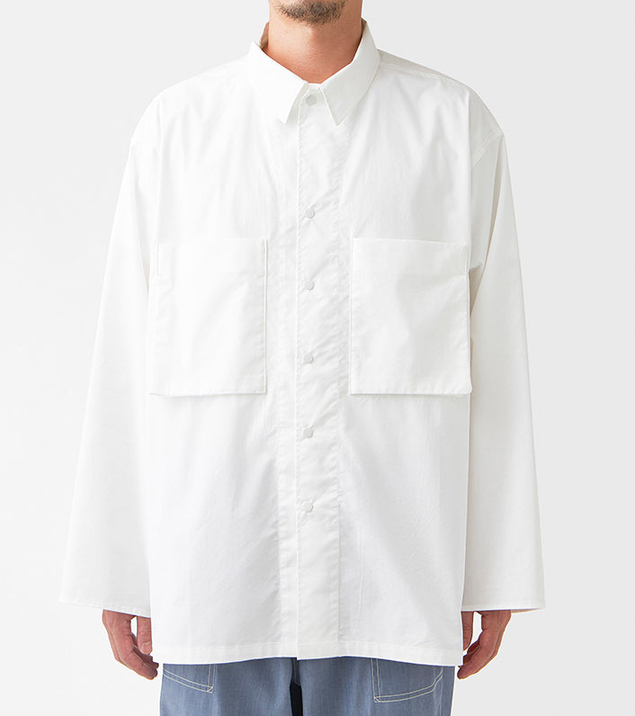 NANAMICA M'S CASUAL JACKETS SHIRT JACKET