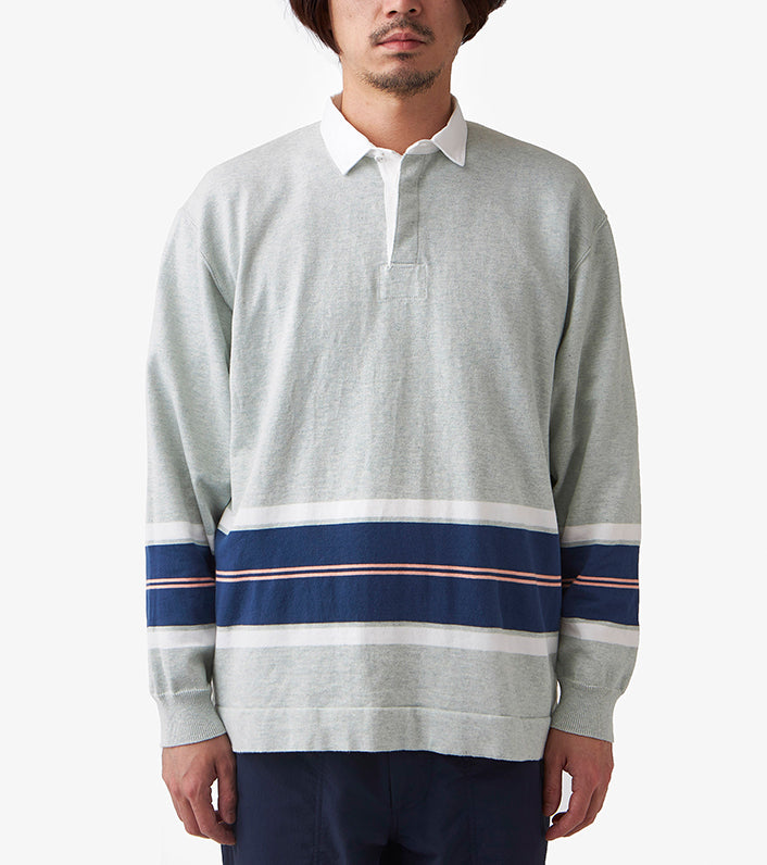 RUGGER SWEATER