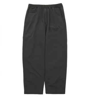 NANAMICA M'S PANTS BLACK 30 ALPHADRY WIDE EASY PANT