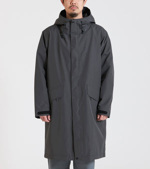 NANAMICA M'S OUTDOOR JKT GORE-TEX SHELL COAT
