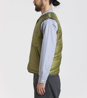 NANAMICA M'S OUTDOOR VEST DOWN VEST