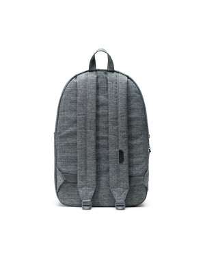 SETTLEMENT BACKPACK - RAVEN CROSSHATCH