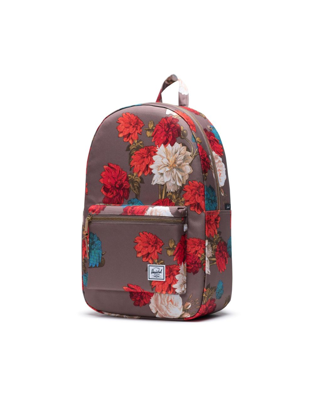 SETTLEMENT BACKPACK - VINTAGE FLORAL PINE BARK