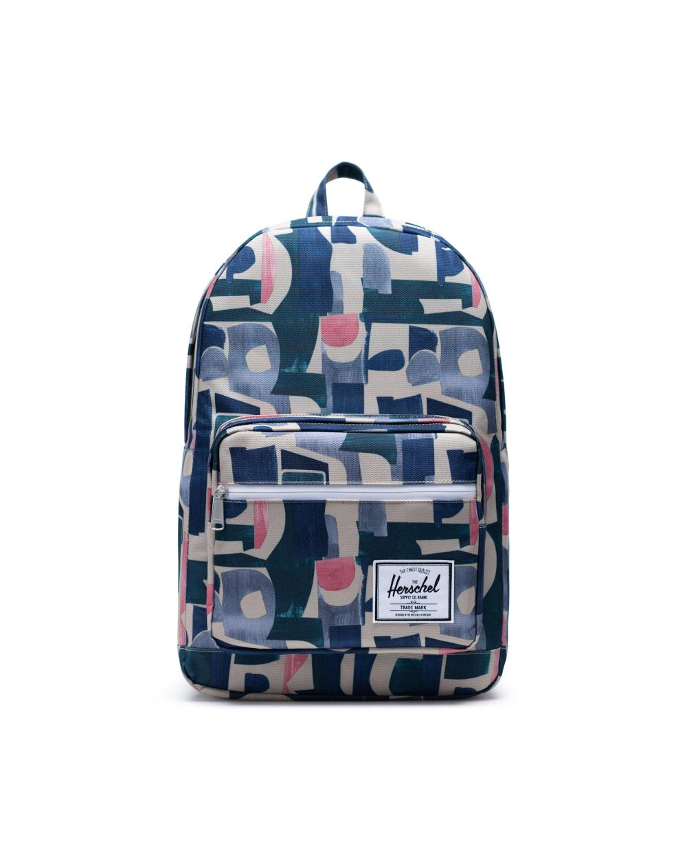 POP QUIZ BACKPACK - ABSTRACT BLOCK