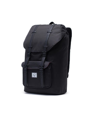 HERSCHEL BACKPACKS Default LITTLE AMERICA BACKPACK BLACK/BLACK