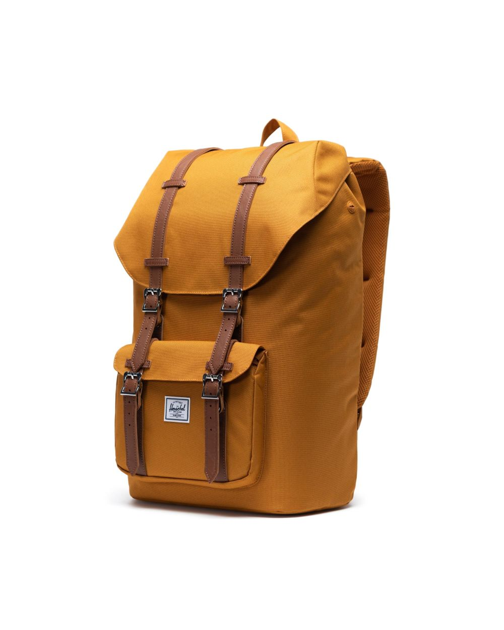 LITTLE AMERICA BACKPACK - BUCKTHORN BROWN