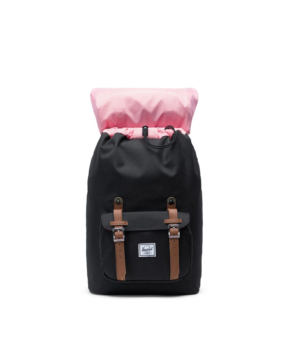 HERSCHEL BACKPACKS Default LITTLE AMERICA MID-VOLUME BACKPACK BLACK