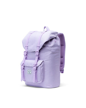 LITTLE AMERICA MID-VOLUME BACKPACK LAVENDULA CROSSHATCH