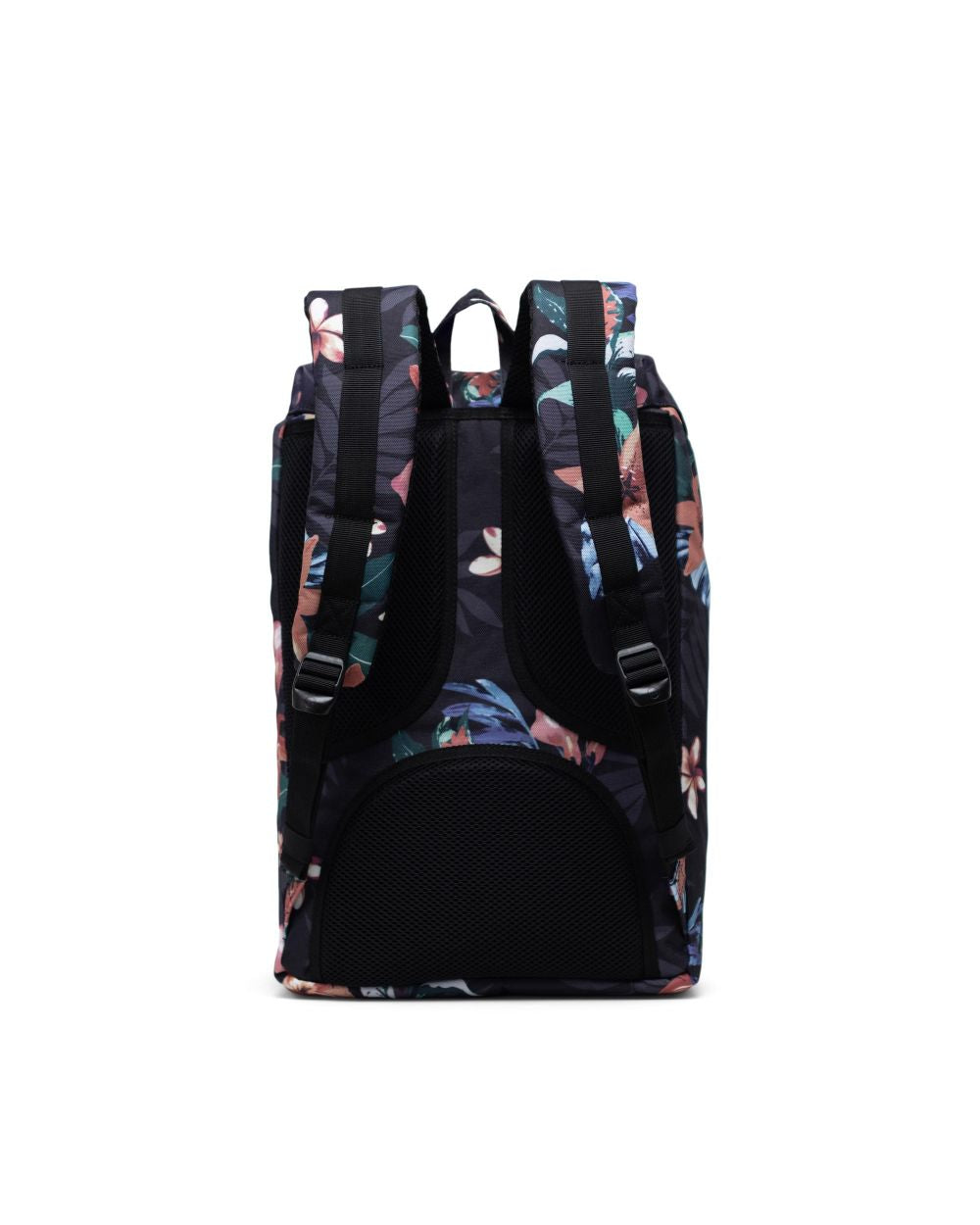 HERSCHEL BACKPACKS LITTLE AMERICA MID VOLUME - SUMMER FLORAL