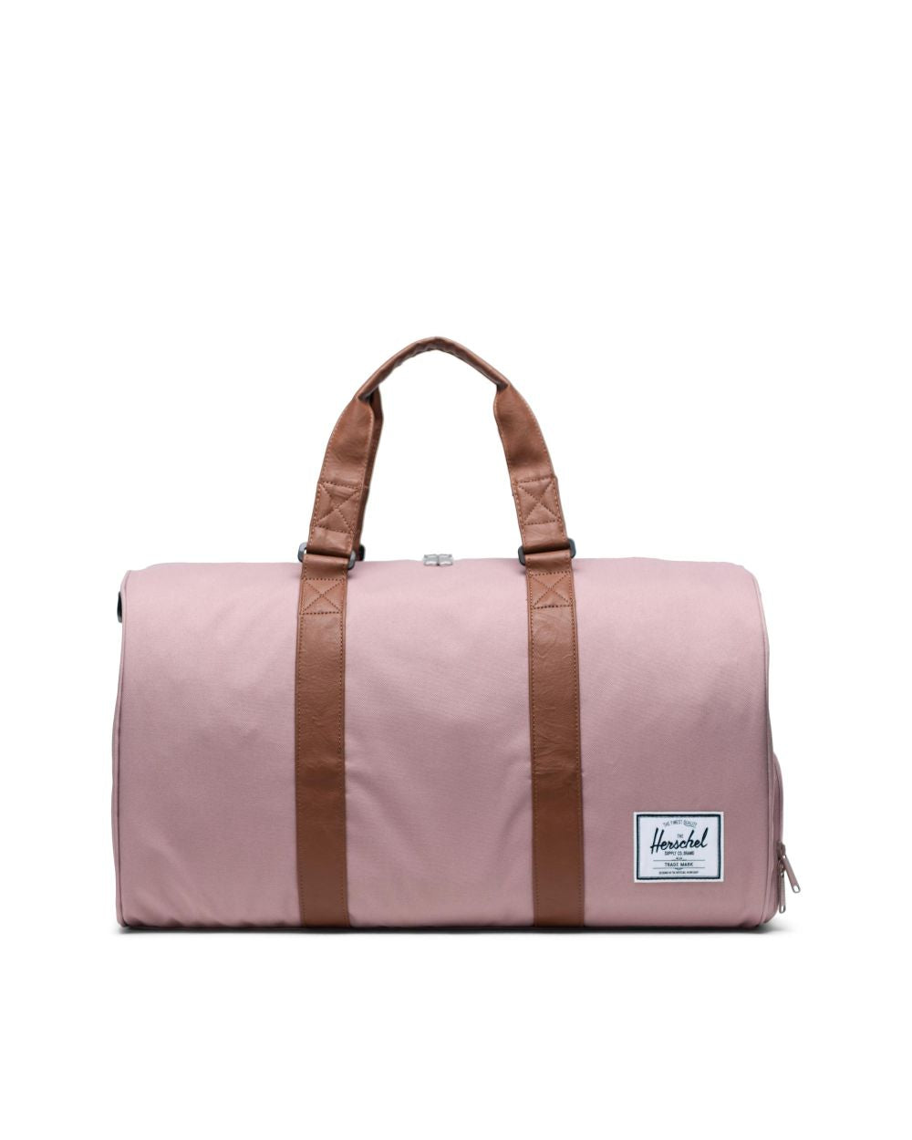 NOVEL DUFFLE - ASH ROSE