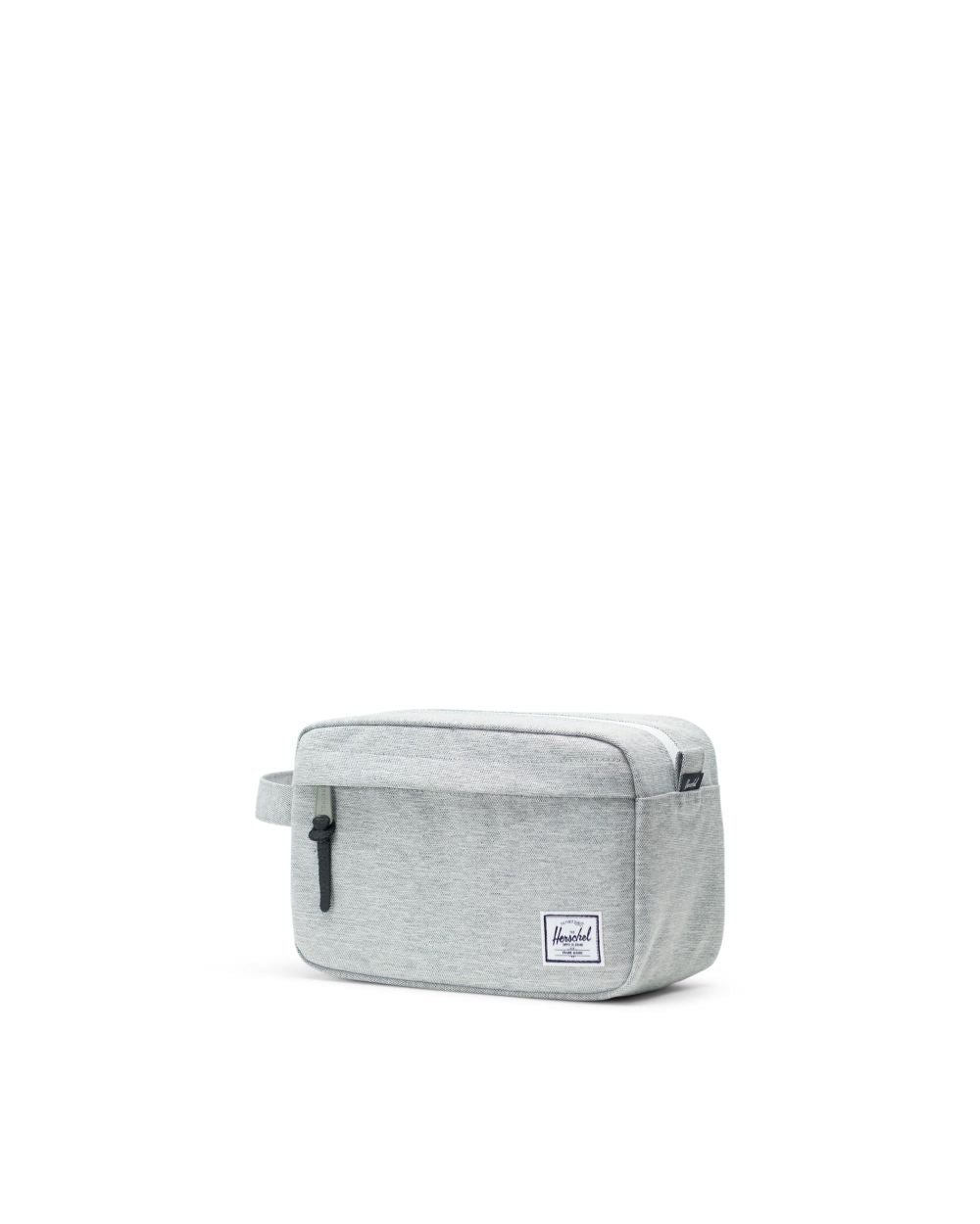 CHAPTER TRAVEL KIT - LIGHT GREY CROSSHATCH