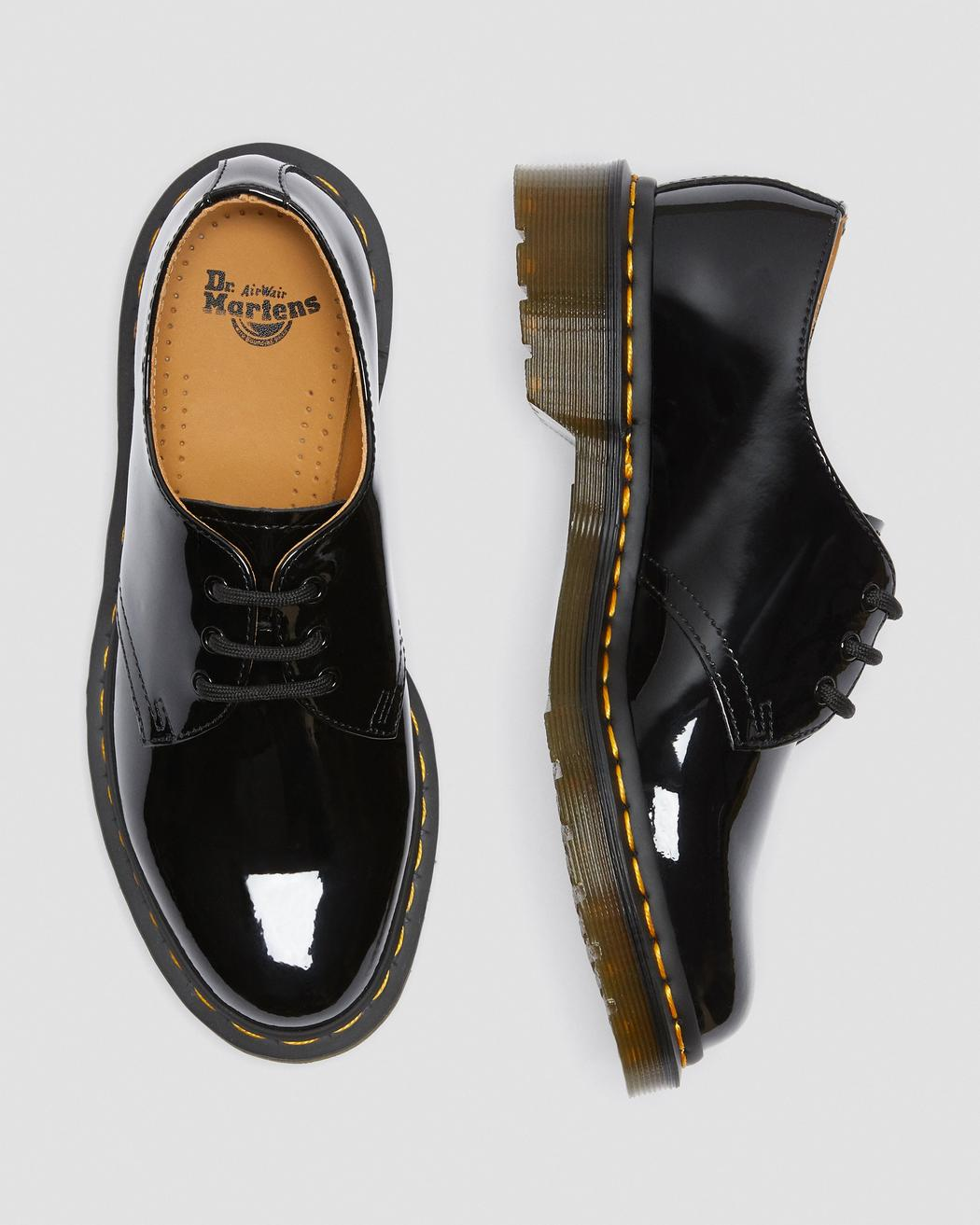 DR MARTENS W'S FOOTWEAR 1461 PATENT LEATHER OXFORD SHOE