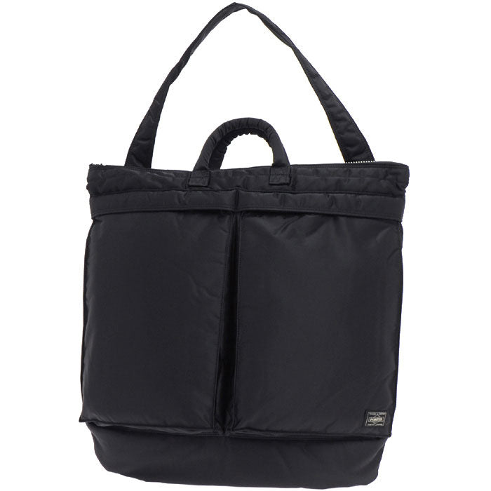 TANKER 2WAY HELMET BAG - BLACK