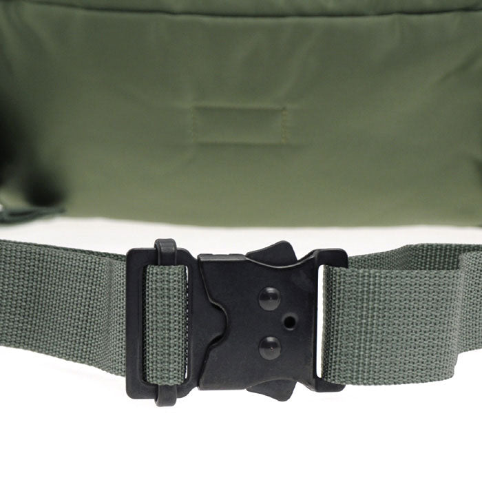 TANKER WAIST BAG (S) - BLACK