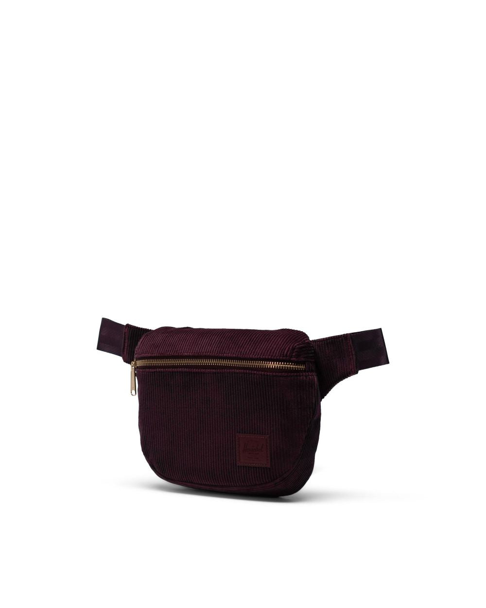 FIFTEEN HIP PACK CORDUROY - PLUM