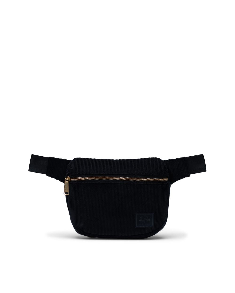 FIFTEEN HIP PACK CORDUROY - BLACK