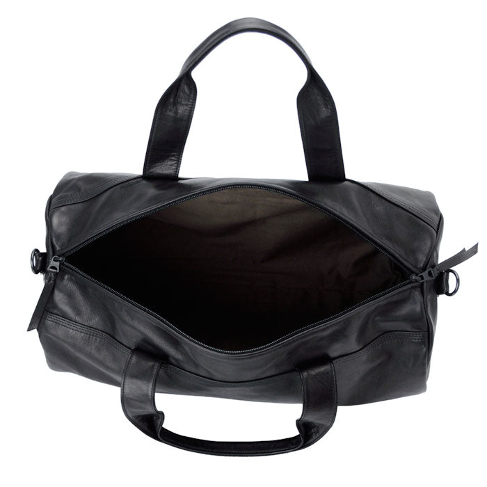 PORTER FRANK 2WAY BOSTON BAG (M) - BLACK